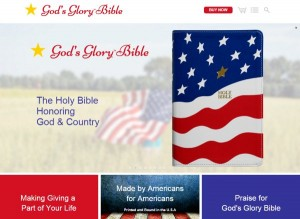 Gods Glory Bible