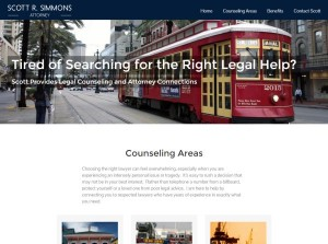 Legal help in New Orleans