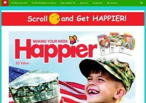 Making Your Week Happier Weekly Magazine